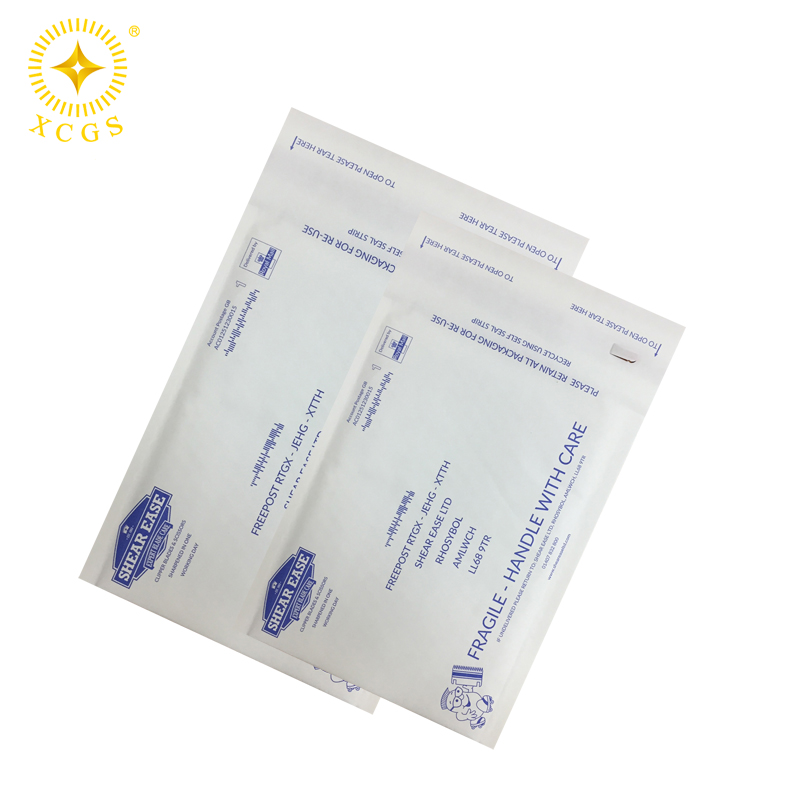 "6""x10"" Kraft Bubble Mailer Eco-Freindly Recyclable Kraft Padded Mailing Envelope Shipping Paper Mail Bag"