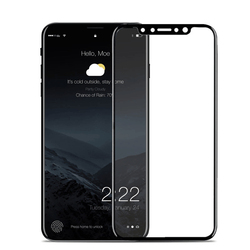 Anti-Explosion 3D Full Cover Tempered Glass for iPhone X Tempered Glass Screen Protector