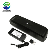 Custom 24 Volt Rechargeable E-bike 24V 12Ah Lithium Ion Electric E Bike Battery Pack
