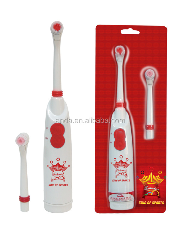 Promotional Battery Operated Electric Rotating Toothbrush