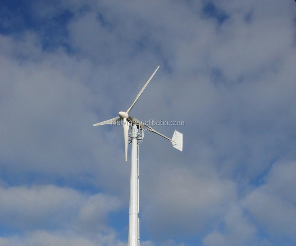 HIGH EFFICIENCY windmill with wind turbina 10kw for sales, 120v 380v wind power system