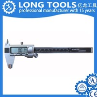 "0-150mm/0-6"" carbon steel stainle digital vernier caliper price in india brake caliper"