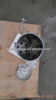 Water filter housing with Stainless Steel material