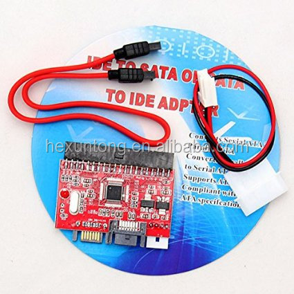 2 in 1 IDE to SATA / SATA to IDE Adapter Converter