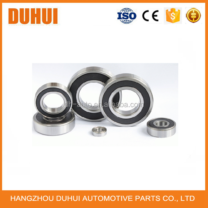 Single row deep groove ball bearing 6303 2RS