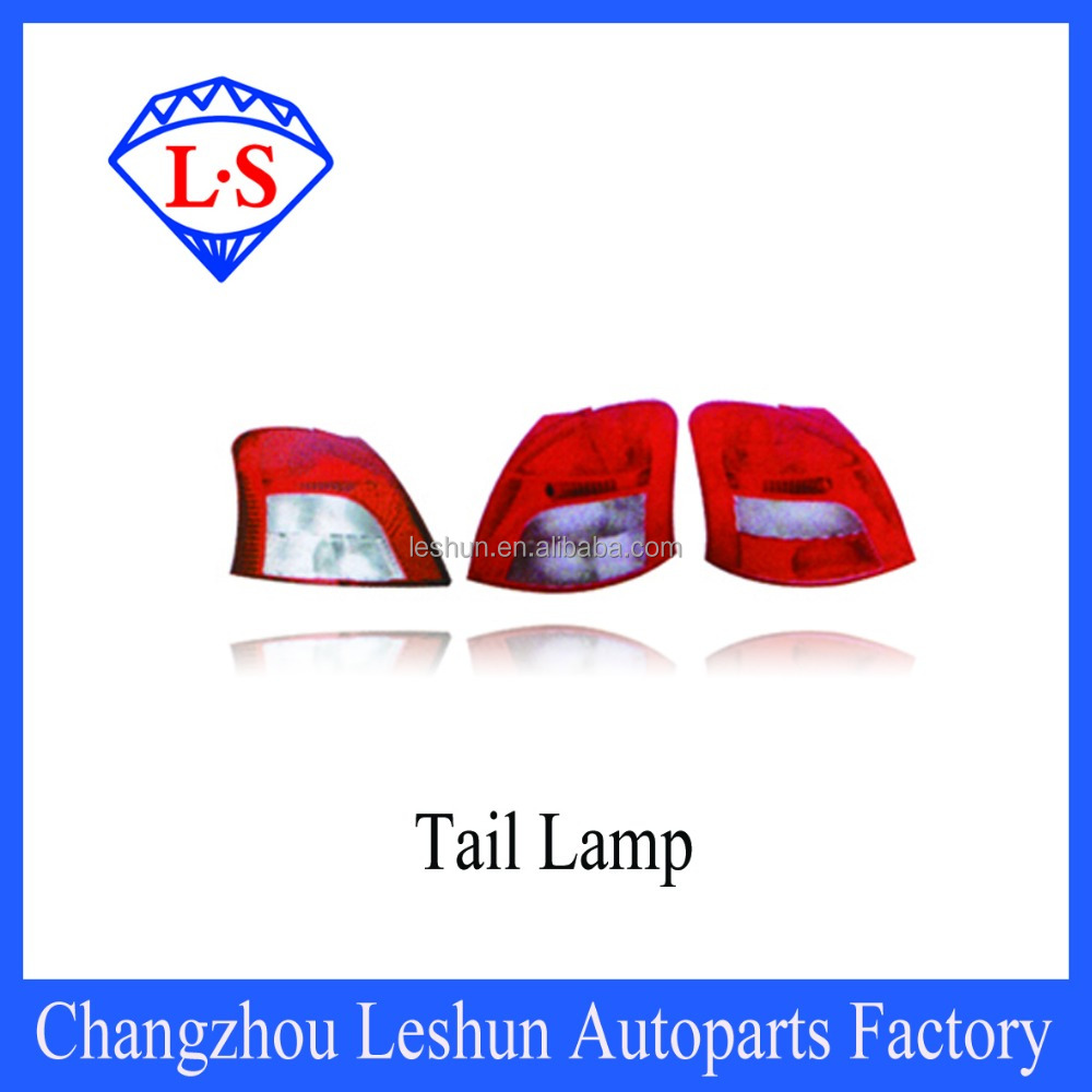 Factory supply Tail Lamp body kit for Yaris