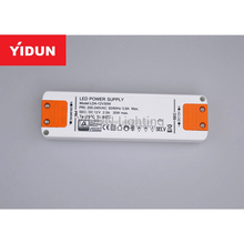 YIDUN Lighting High quality LED driver 30W 0.8A orange Power Adapter dimmable led driver