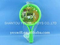Plastic Ben 10 Racquet Set, Sport Toys