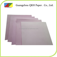 Christmas gift packing 230gsm colorful leather grain paper