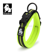 Truelove Soft Reflective Adjustable Pet dog Collar Bulk