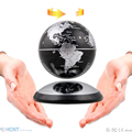 2017 Happy New Year gift levitation world map globe new year plastic crafts