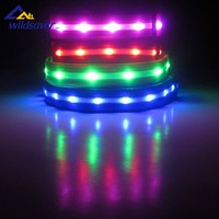 led usb rechargeable dog collars with good quality