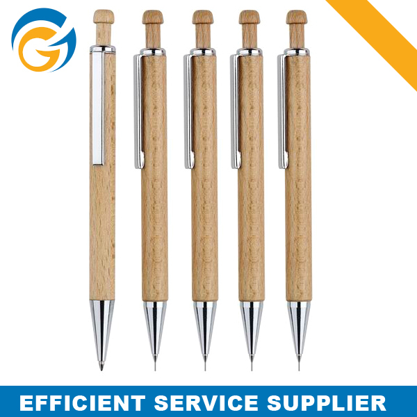 ECO Friendly Material Metal Wooden Pen Wholesale