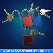 High demand import products combination padlock bulk buy from china