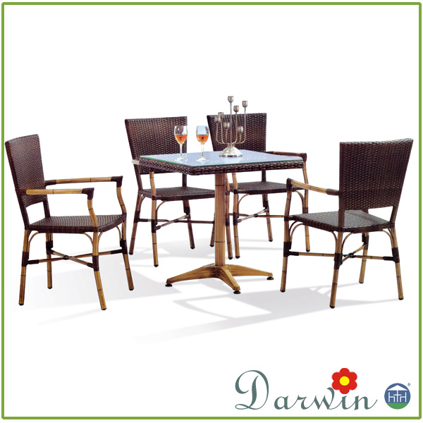 Outdoor Cheap Restaurant Wooden Dining Tables And Chairs Prices Mid Century Modern Furniture