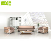 5017 top leather modern home office furniture