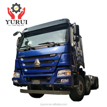 Chinese HOWO SINOTRUK 371HP 6X4 TRACTOR HEAD TRUCKS for Sale
