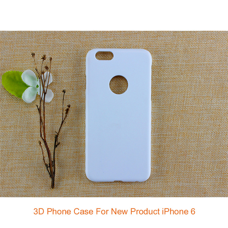 Wholesale Heat Transfer 3D Blank Sublimation Plain Cell Phone Case For Custom Design