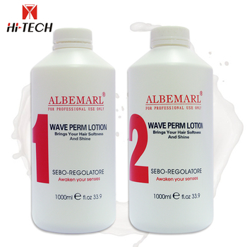 Ceramic Hair Perm Brands Long Duration wave Lotion Hair Perm
