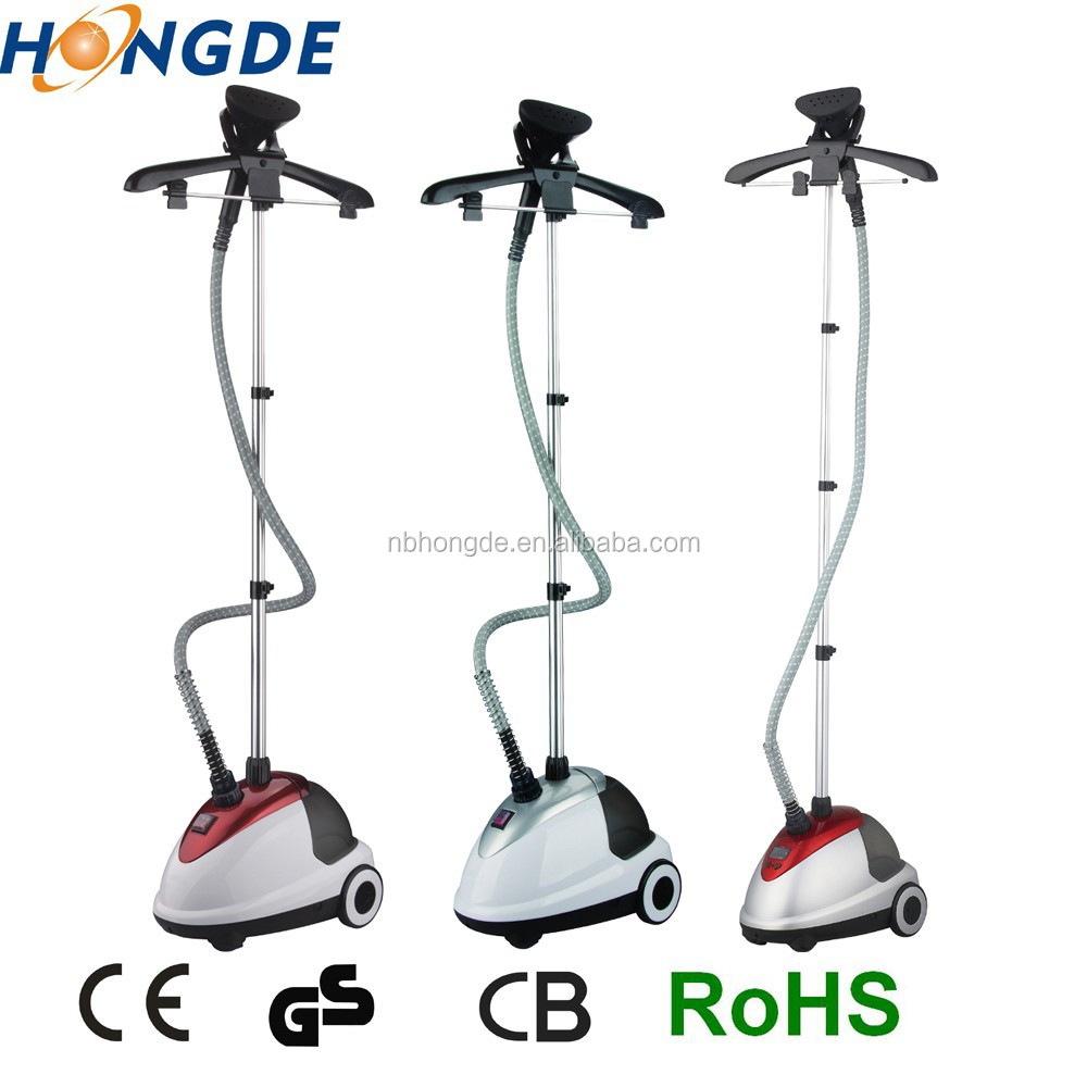 top quality best sale made in China intelligent control and five power selections LED display garment steamer iron