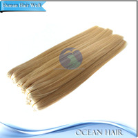 Factory Price Long Lasting Wholesale Darling Hair Extension/ Remy Curly Hair Weaves