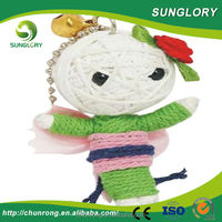 halloween item alibaba wholesale China voodoo string doll