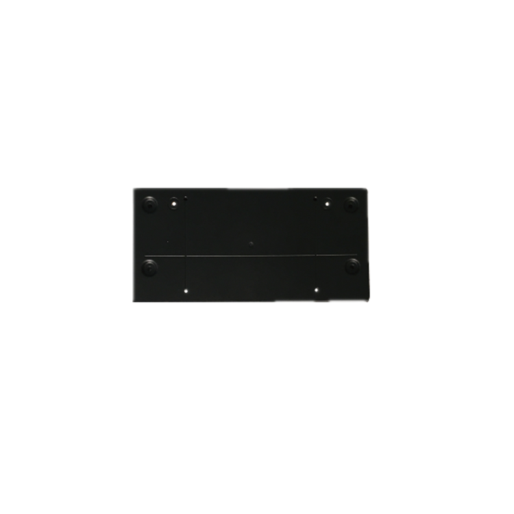 replacement for baoma mini cooper r60 front license plate frame shield