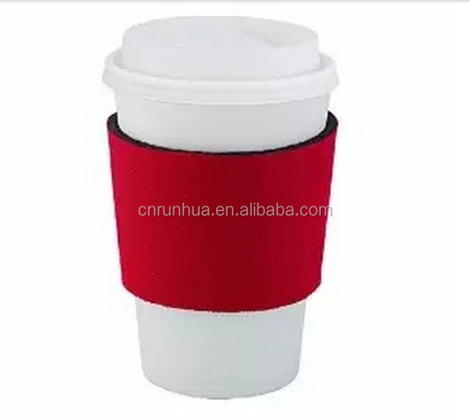Neoprene Coffee Cup Sleeve with cheap prices
