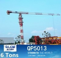 6 tons topless Tower Crane QP5013 (CE approved)