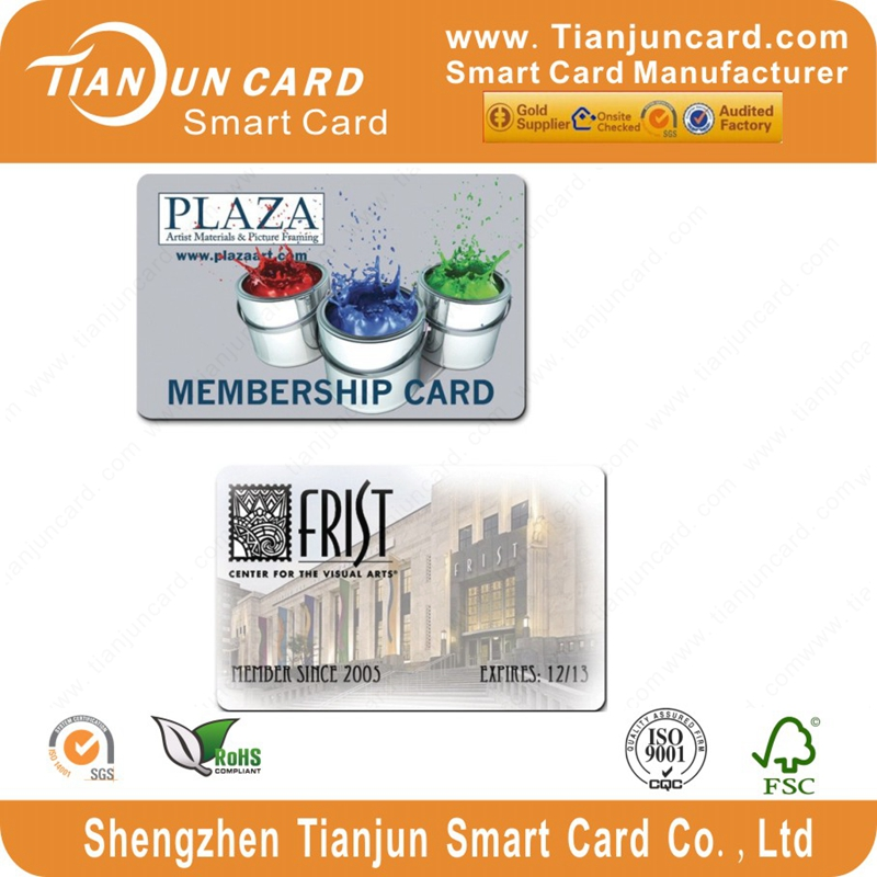 ISO CR80 rewritable 125khz t5577 rfid card