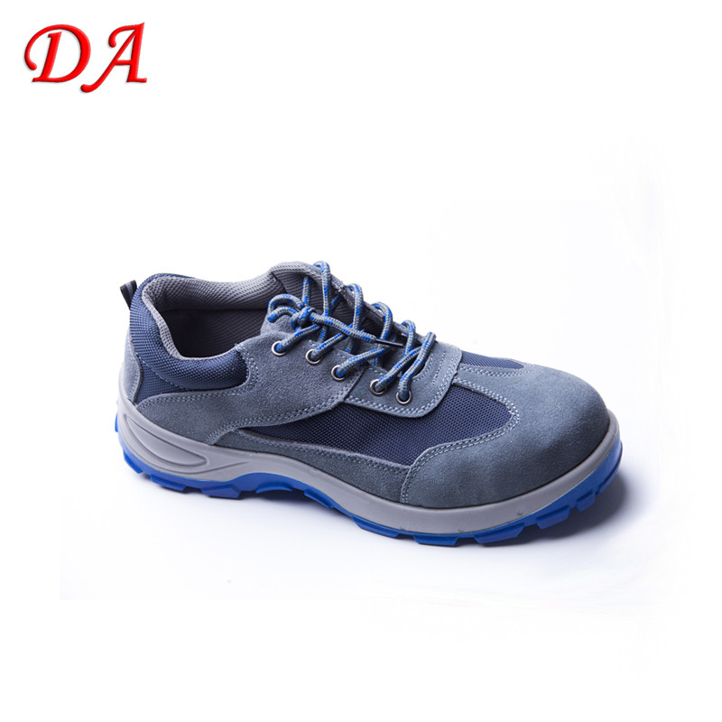 High Breathable Light Weight Outdoor Safety Jogger Shoes