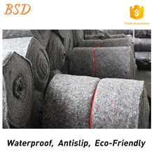Factory price Protecive 100% recycled felt for packing