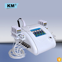 650nm laser fat burning / cold laser weight loss machine
