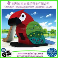 big bird animal toys for kids children loved outdoor playground