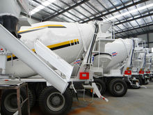 2015 new conditions concrete mixer truck price