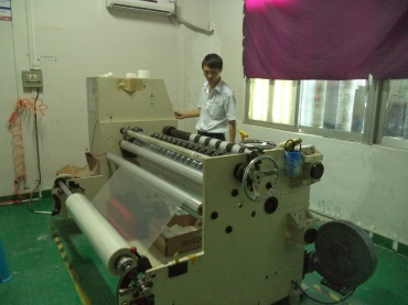 Slitting (Die-cutting Products)