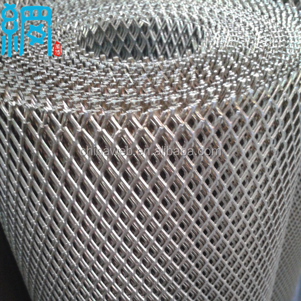 Diamond Hole Expanded Metal Mesh