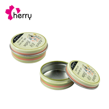 Best-selling metal lip balm container for promotion