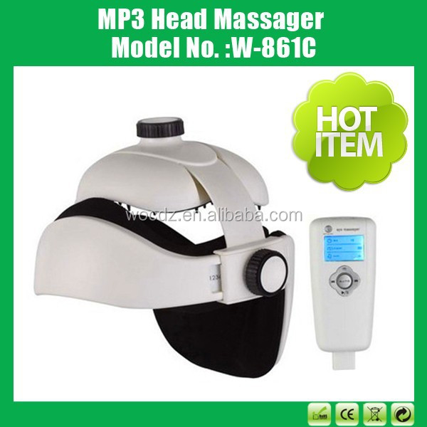Innovative and Effective Electric Vibrating Head <strong>Massagers</strong>