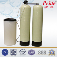 Automatic magic water water softener