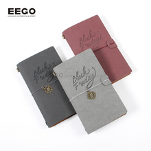 hot sale mini travel organizer leather college notebook machine journal box smart erasable notebook