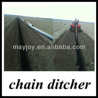 high working speed farm tractor ditching machines , farm digging machines