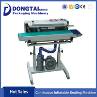 Inflatable Type Plastic Bag Sealing Machine
