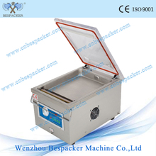 China supplier DZ260 table top dry fish vacuum packing for fish saver
