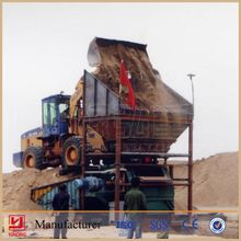 YUHONG Tin Ore Dry Magnetic Separator with Best Magnetic Separator Price