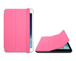 For iPad Mini Leather Smart Cover,For Apple iPad MiNi 1/2/3 case Flexible Sleep Weak Magnetic Flip Cover