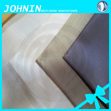 Factory price fabric,100% polyester taffeta fabric, garment lining fabric in Suzhou