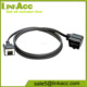 LKCL173 90 Degree J1962 to DB9 OBD II data Cable