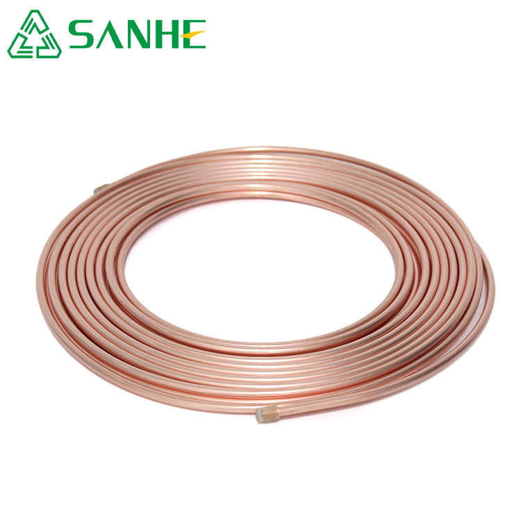 Refrigeration parts c1220 copper pipe tube