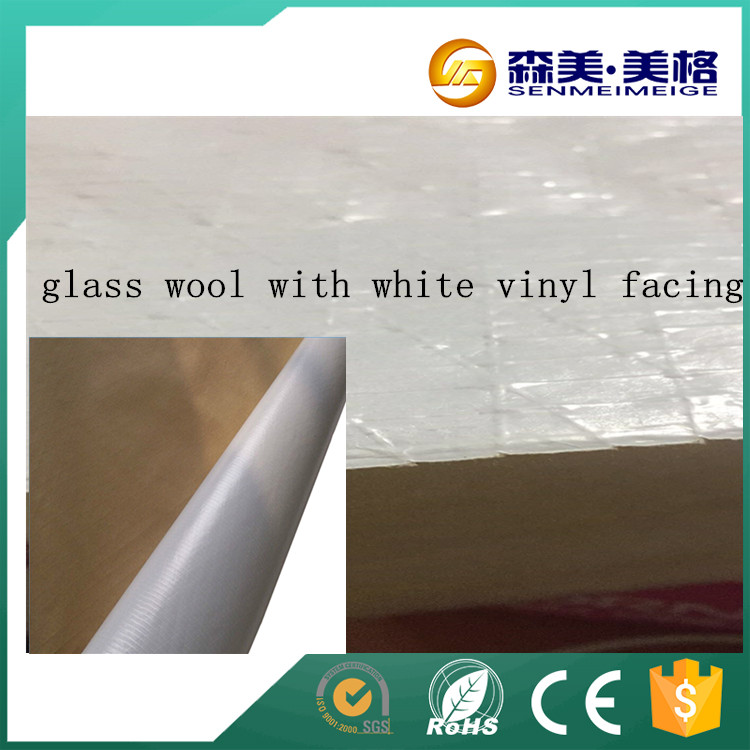 factory produce fire safe house insulation glass wool